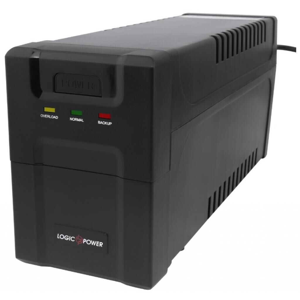 Источник бесперебойного питания LogicPower LP 600VA-P (10003)