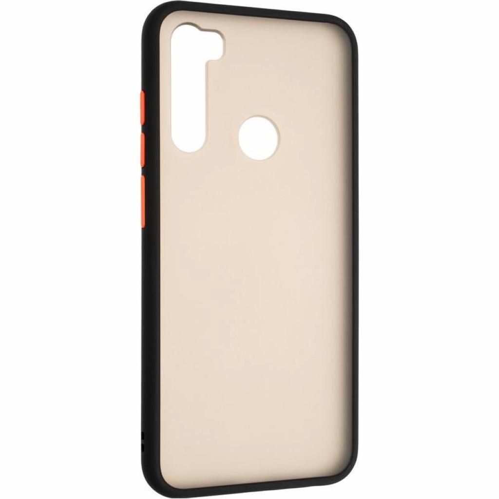 Чехол для моб. телефона Gelius Bumper Mat Case for Samsung A015 (A01) Black (00000081033)
