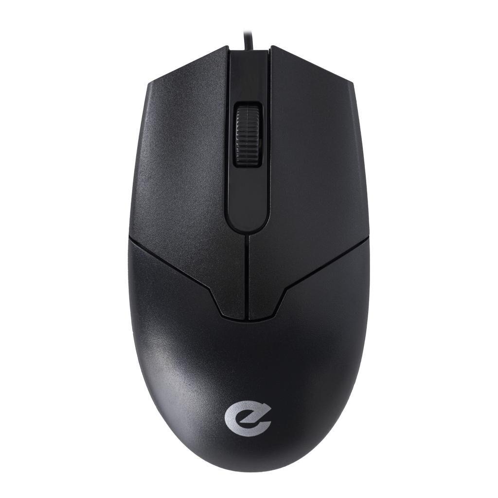 Мышка Ergo M-110 USB Black (M-110USB)