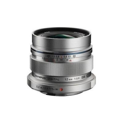 Объектив OLYMPUS EW-M1220 ED 12mm 1:2.0 Silver (V311020SE000)
