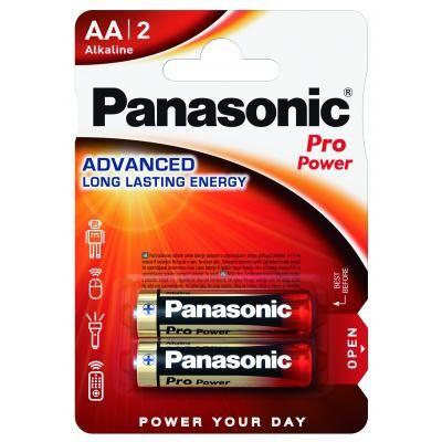Батарейка Panasonic AA PRO POWER * 2 (LR6XEG/2BPR / LR6XEG/2BPU)