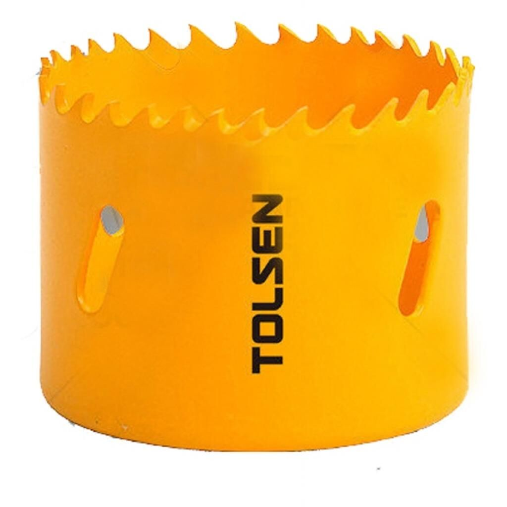 Коронка Tolsen биметаллическая 21 мм (75721)