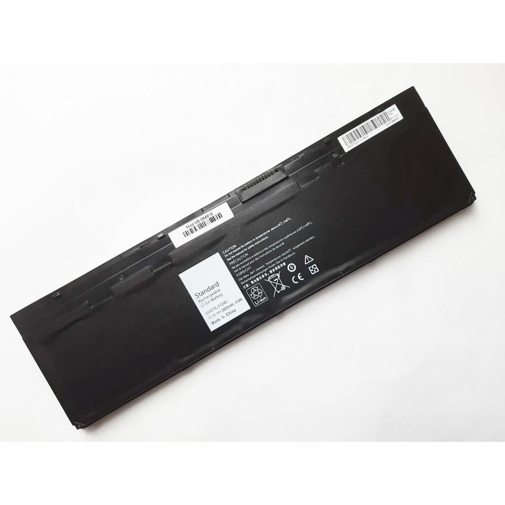 Аккумулятор для ноутбука Dell Latitude E7240GVD76, 31Wh (2800mAh), 3cell, 11.1V, Li-i Alsoft (A47521)