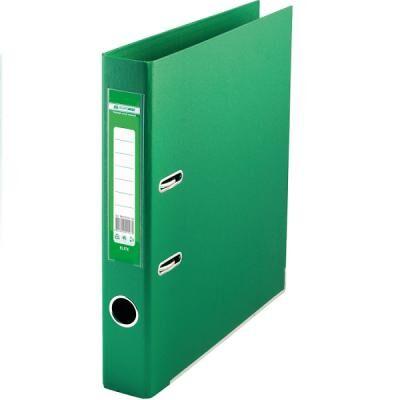 Папка - регистратор Buromax А4 double sided, 50мм, PP, green, built-up (BM.3002-04c)