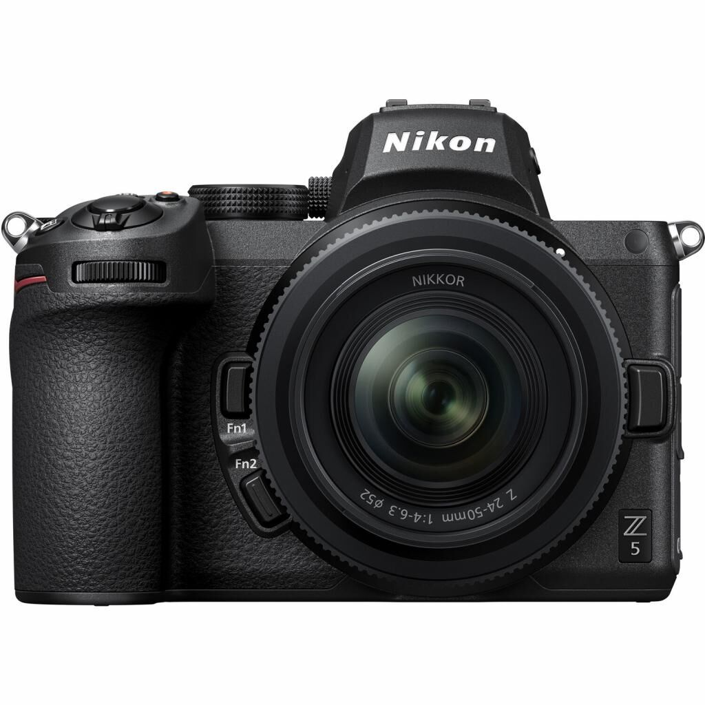 Цифровой фотоаппарат Nikon Z5 + 24-50 f4-6.3 (VOA040K001)
