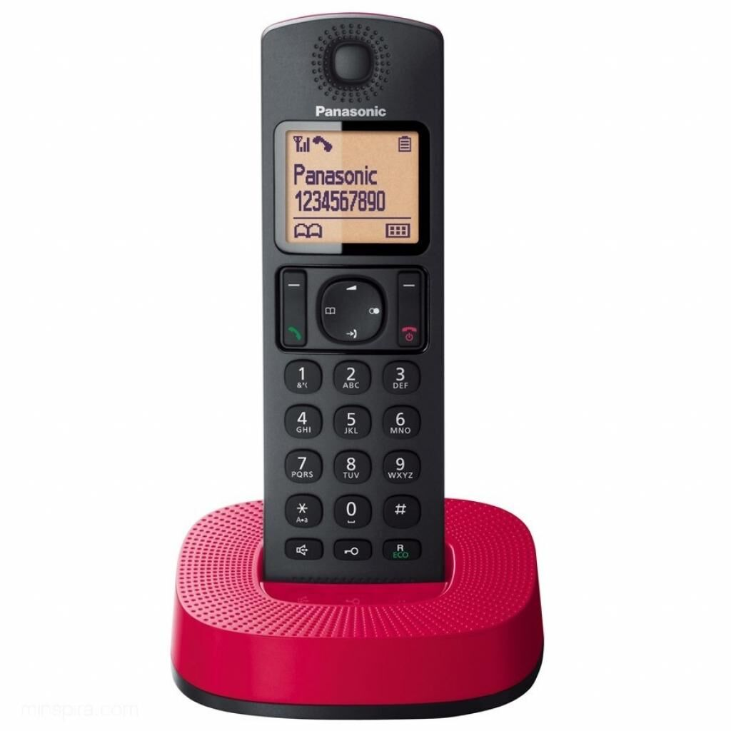 Телефон DECT PANASONIC KX-TGC310UCR