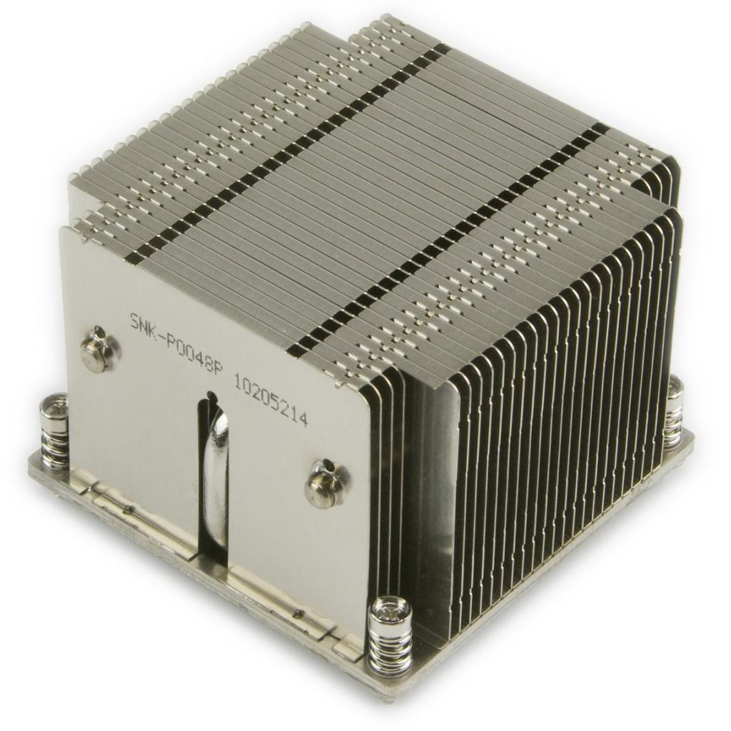 Кулер Supermicro SNK-P0048P/LGA2011/2U Passive/Square ILM (SNK-P0048P)