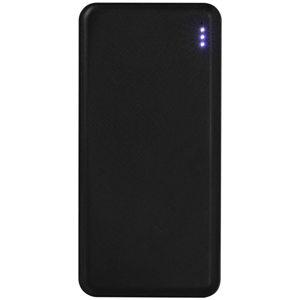 Батарея универсальная 2E 10000мА/ч, PD, QC3.0, MicroUSB, Type-C, black (2E-PB1019AQC-BLACK)