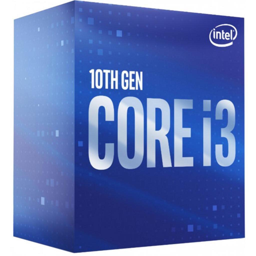 Процессор INTEL Core™ i3 10105 (BX8070110105)