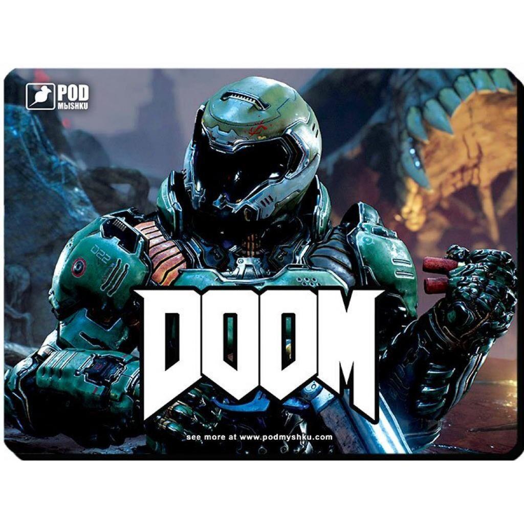 Коврик для мышки Pod Mishkou GAME Doom S
