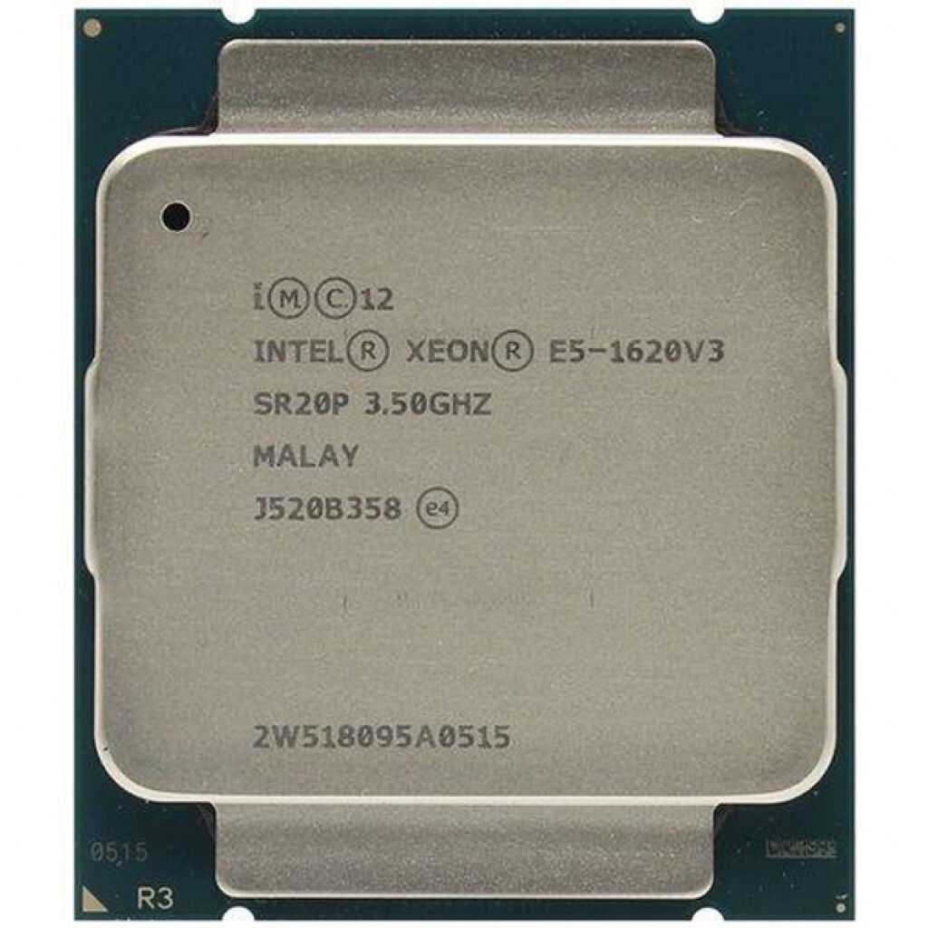 Процессор серверный HP Xeon E5-1620V3 4C/8T/3.5GHz/10MB/FCLGA2011-3/OEM (CM8064401973600)