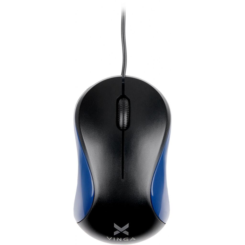 Мышка Vinga MS-882 black - blue