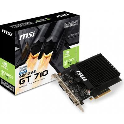 Видеокарта GeForce GT710 2048Mb MSI (GT 710 2GD3H H2D)