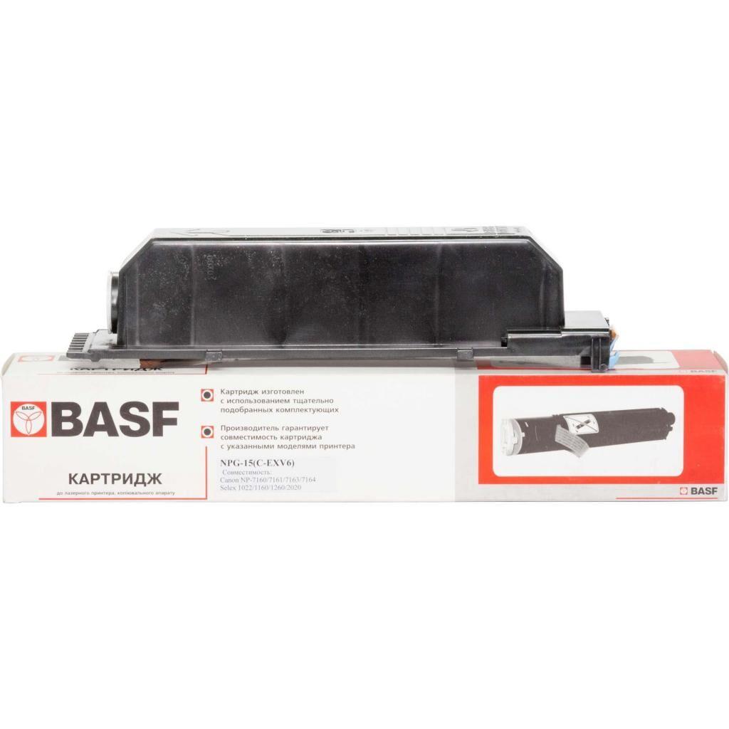 Тонер-картридж BASF Canon C-EXV6, для NP-7160/7161 (KT-NPG15)