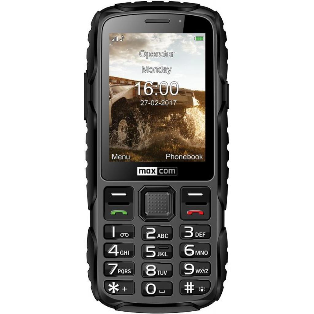 Мобильный телефон Maxcom MM920 Black (5908235973937)