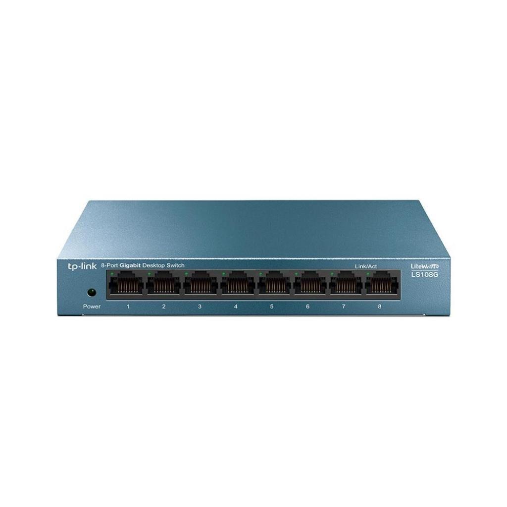 Коммутатор сетевой TP-Link LS108G