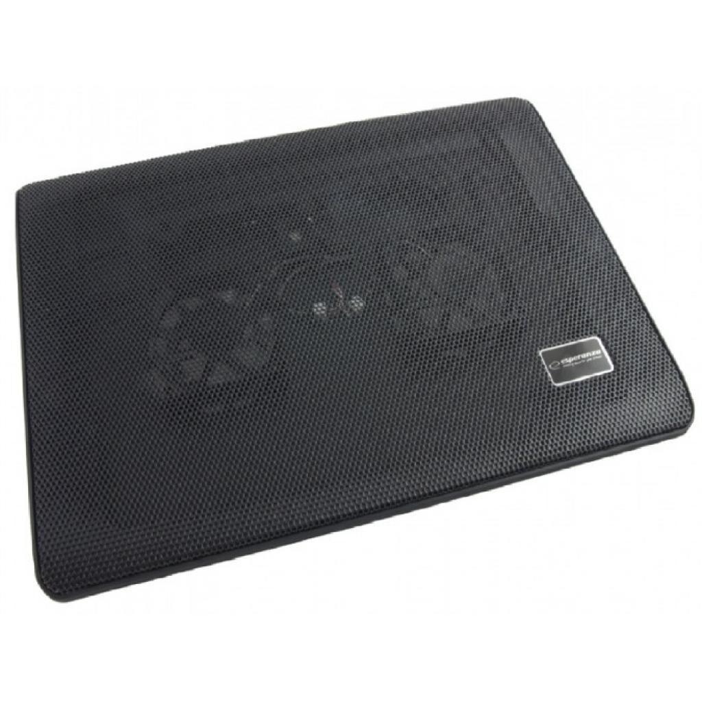 Подставка для ноутбука Esperanza Tivano Notebook Cooling Pad all types (EA144)