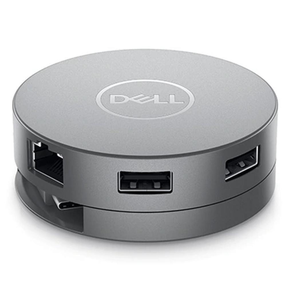 Порт-репликатор Dell Dock - USB-C Mobile Adapter DA310 (470-AEUP)
