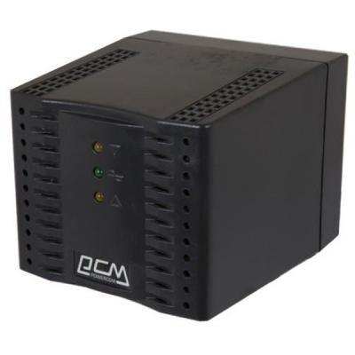 Стабилизатор Powercom TCA-1200 (TCA-1200 black)