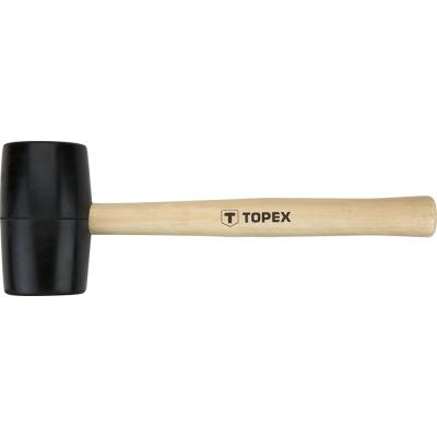 Киянка Topex резиновая O 72 мм, 900 г (02A347)