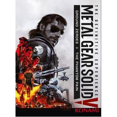 Игра PC Metal Gear Solid V: The Definitive Experience
