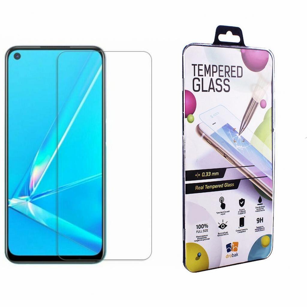 Стекло защитное Drobak Tecno Spark 5 Pro Tempered glass (222245) (222245)