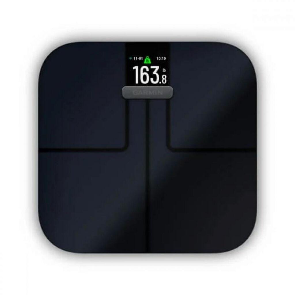 Весы напольные Garmin Index S2 Smart Scale, Intl, Black, 1 pack (010-02294-12)