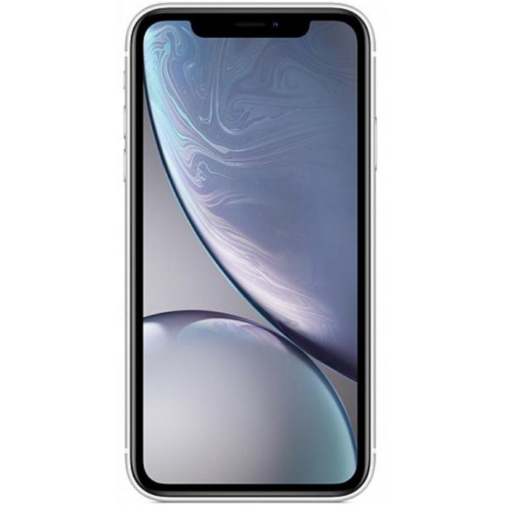 Мобильный телефон Apple iPhone XR 64Gb White (MH6N3)