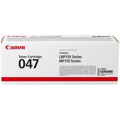 Картридж Canon 047 Black 1.6К (2164C002)