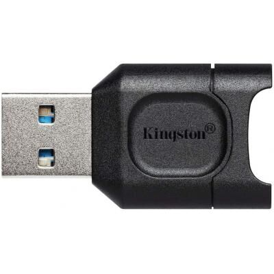 Считыватель флеш-карт Kingston USB 3.1 microSDHC/SDXC UHS-II MobileLite Plus (MLPM)