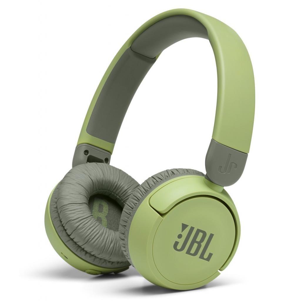 Наушники JBL JR 310BT Green (JBLJR310BTGRN)