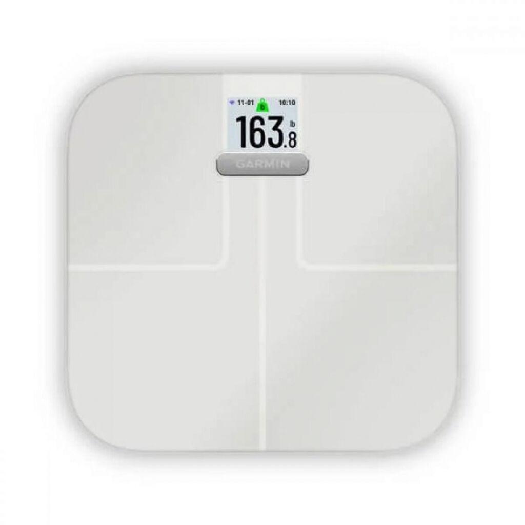 Весы напольные Garmin Index S2 Smart Scale, Intl, White, 1 pack (010-02294-13)