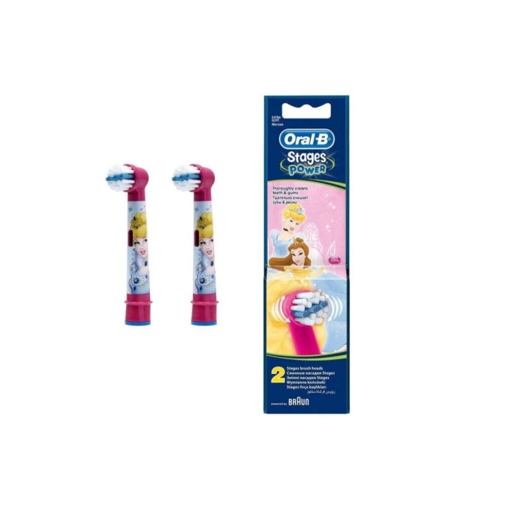 Насадка для зубной щетки Oral-B EB 10-2 kids (Princess)