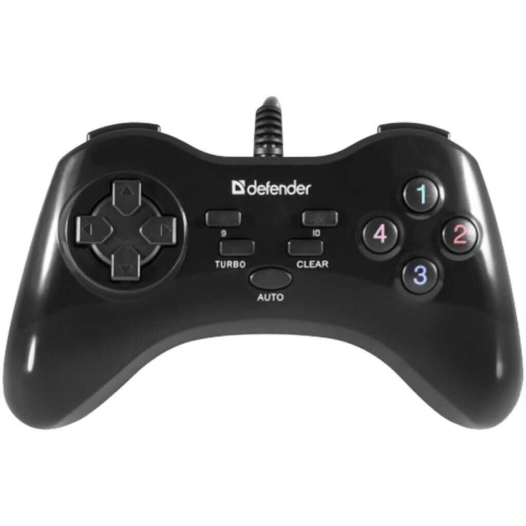 Геймпад Defender Game Master G2 (64258)