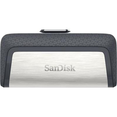 USB флеш накопитель SANDISK 128GB Ultra Dual USB 3.0/Type-C (SDDDC2-128G-G46)