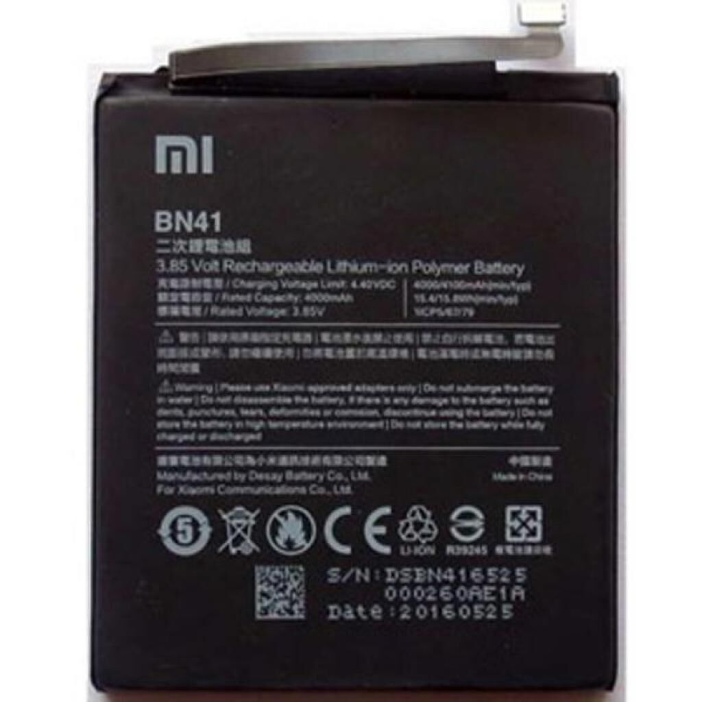 Аккумуляторная батарея для телефона Xiaomi for Redmi Note 4 (BN41 / 58872)