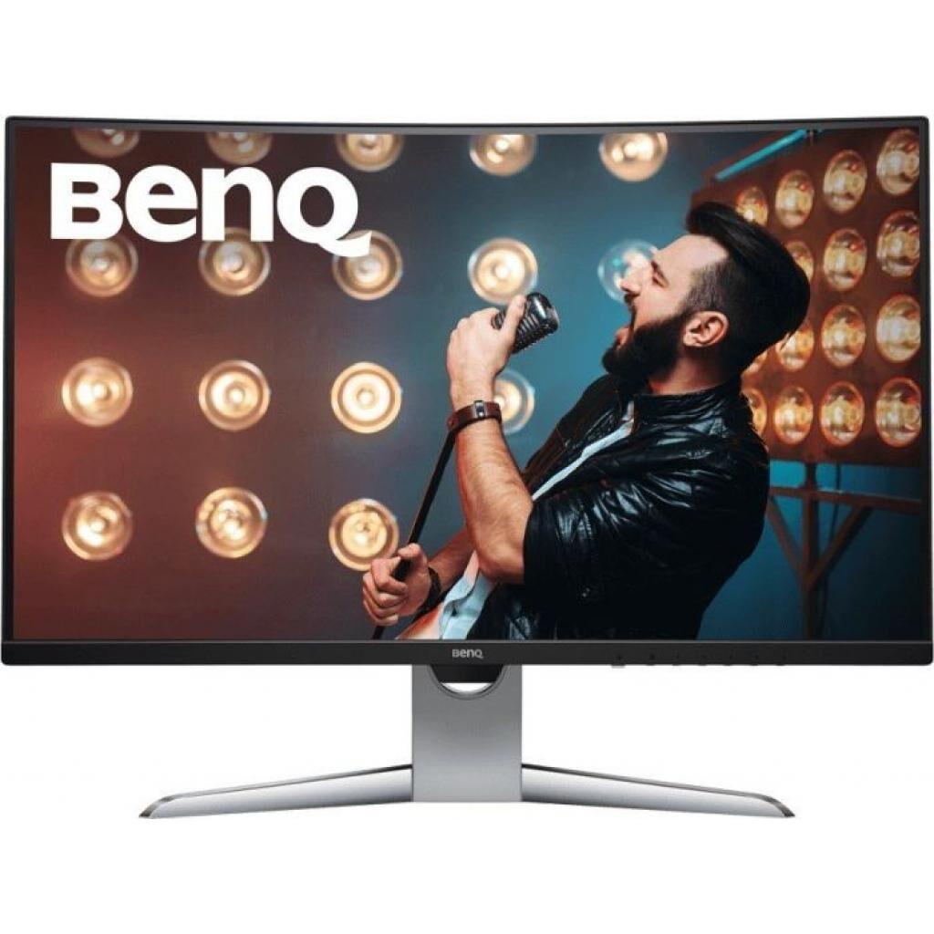 Монитор BENQ EX3203R Metallic Grey