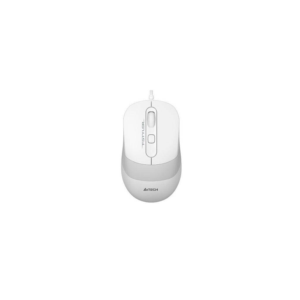 Мышка A4tech FM10 White