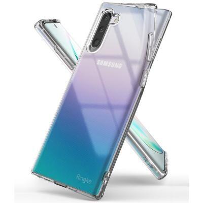 Чехол для моб. телефона Ringke Air для Samsung Galaxy Note 10 (SM-N970FZRDSEK) (Smoke Black (RCS4531)