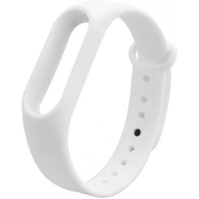 Ремешок для фитнес браслета Armorstandart для Xiaomi Mi Band 2 White (ARM47963)