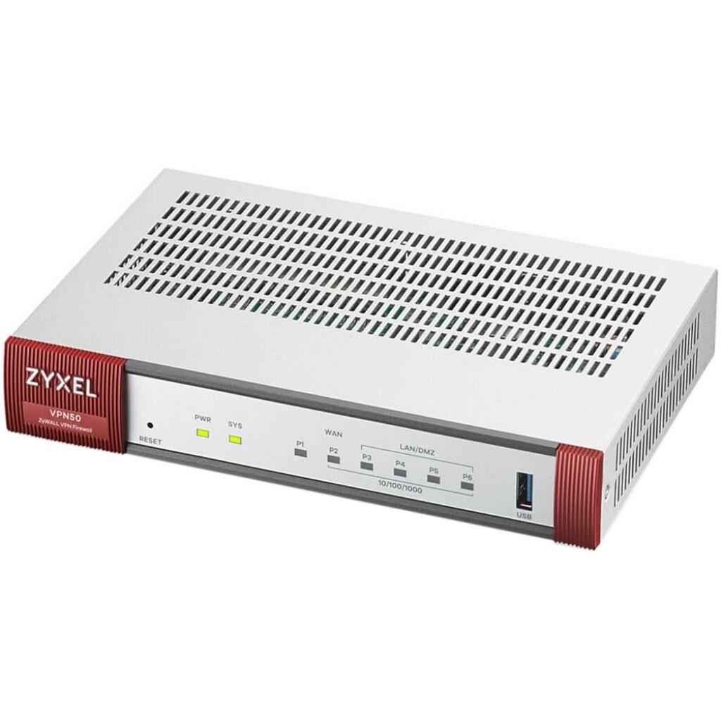 Файрвол ZyXel VPN50-EU0101F