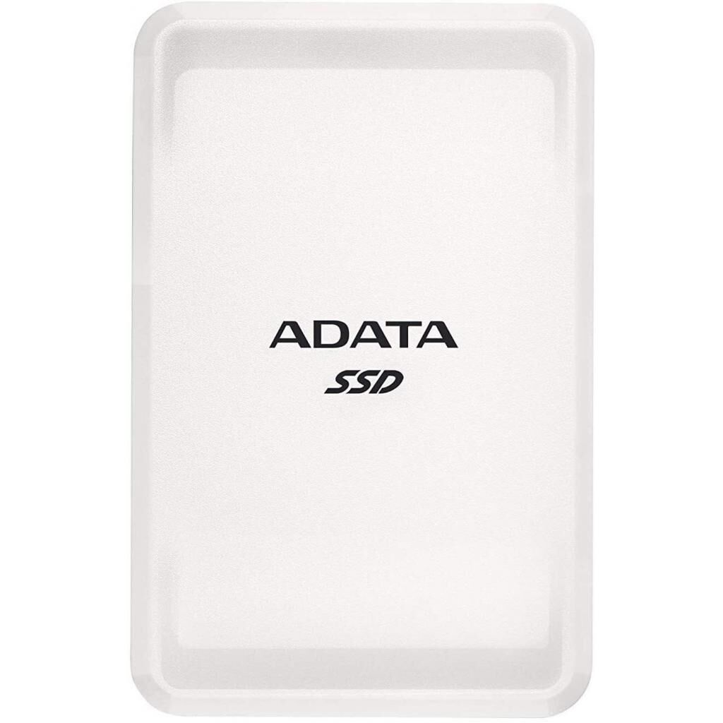 Накопитель SSD USB 3.2 250GB ADATA (ASC685-250GU32G2-CWH)