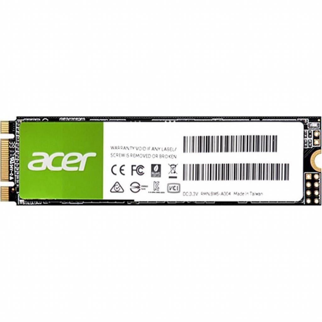 Накопитель SSD M.2 2280 512GB Acer (RE100-M2-512GB)