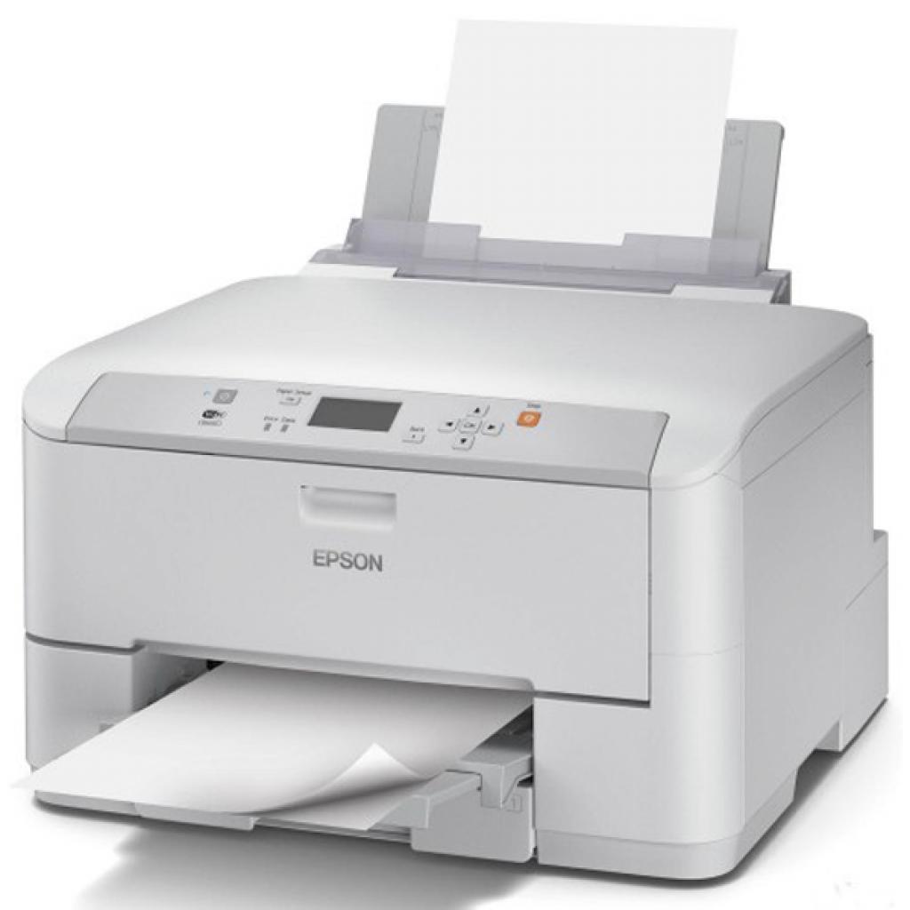 Струйный принтер EPSON WorkForce Pro WF-5110DW с Wi-Fi (C11CD12301)