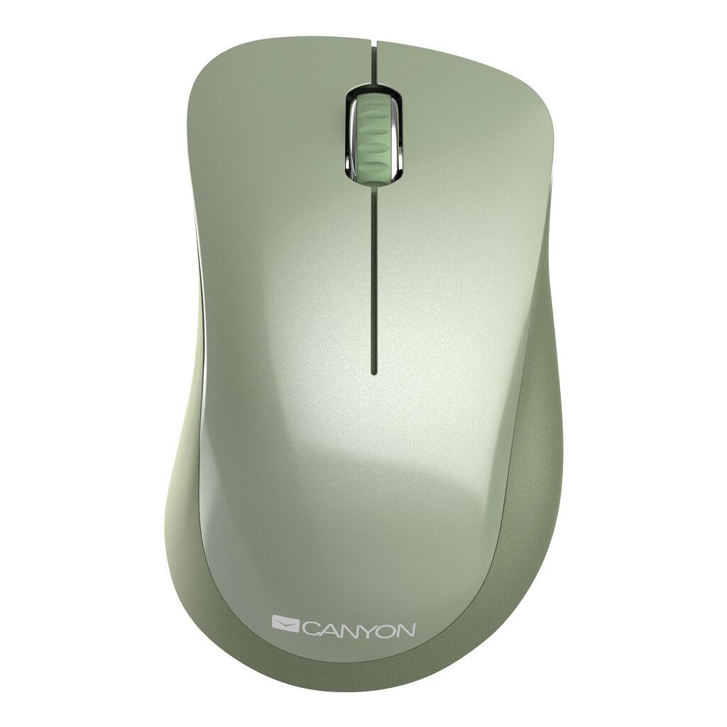 Мышка CANYON MW-11 Wireless Pixart Special Military (CNE-CMSW11SM)