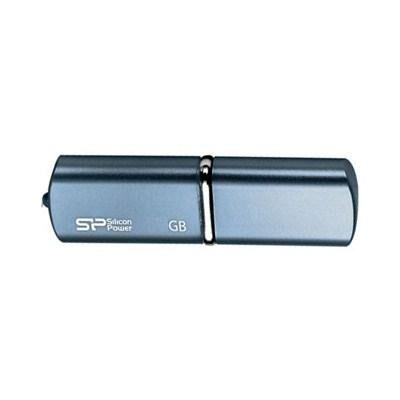 USB флеш накопитель Silicon Power 16Gb LuxMini 720 deep blue (SP016GBUF2720V1D)