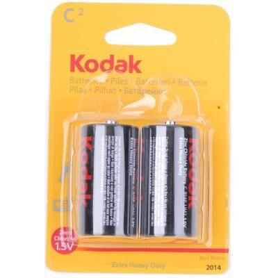 Батарейка Kodak R14 KODAK LongLife * 2 (30951051)