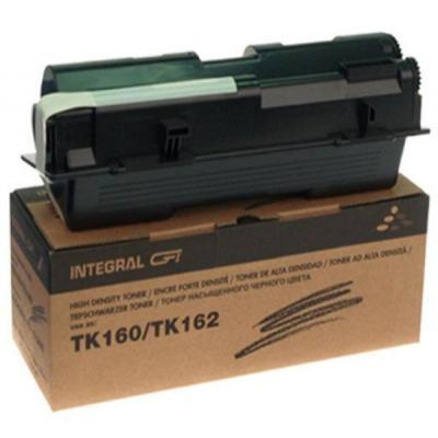 Тонер-картридж Integral Kyocera TK-160/TK-162 chip, 2.5K (12100053С)
