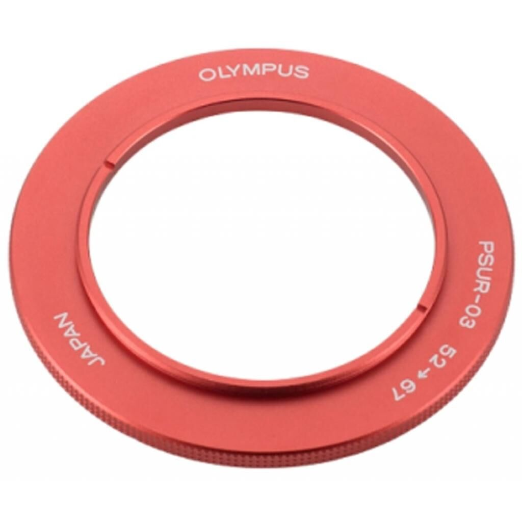Аксессуар для фото- видеокамер Olympus PSUR-03 Step-up ring (N3210300)