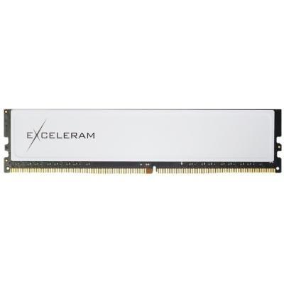 Модуль памяти для компьютера DDR4 8GB 3200 MHz Black&White eXceleram (EBW4083216A)